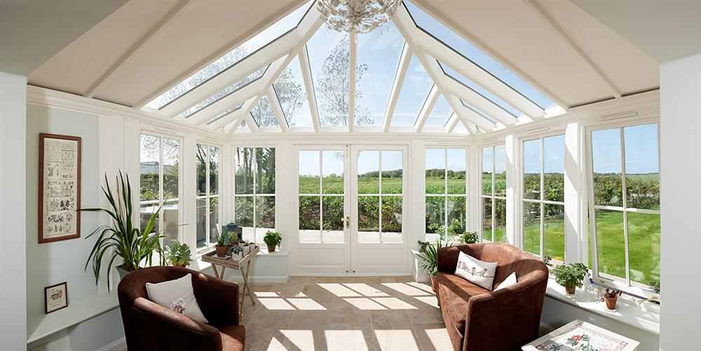 Conservatories Orangeries and Garden Rooms