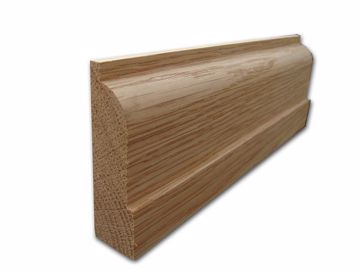 Lambs Tongue Oak Skirting profile from Venables Brothers Ltd.