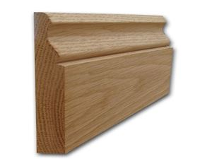Ogee Oak Skirting from Venables Brothers Ltd.