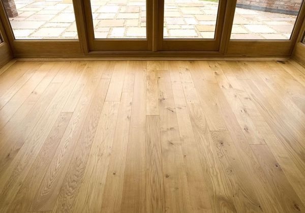 Picture of Solid Oak Flooring